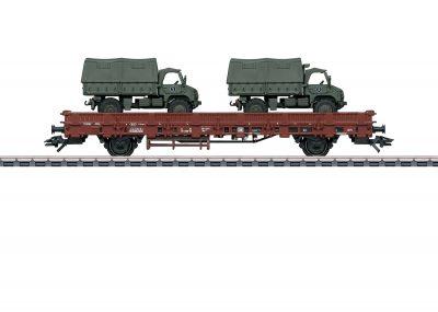 Märklin 46936 <br/>Rungenwagen Kbs 443