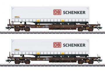 """Märklin 47110 <br/>Taschenwagen-Set """"DB Schenker"""" 1"""