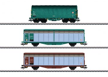 """Märklin 47871 <br/>Güterwagen-Set """"Italien Epoche VI"""" 1"""