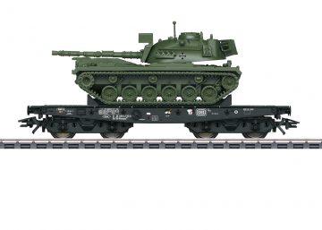 Märklin 48799 <br/>Schwerlast-Flachwagen Rlmmps 1