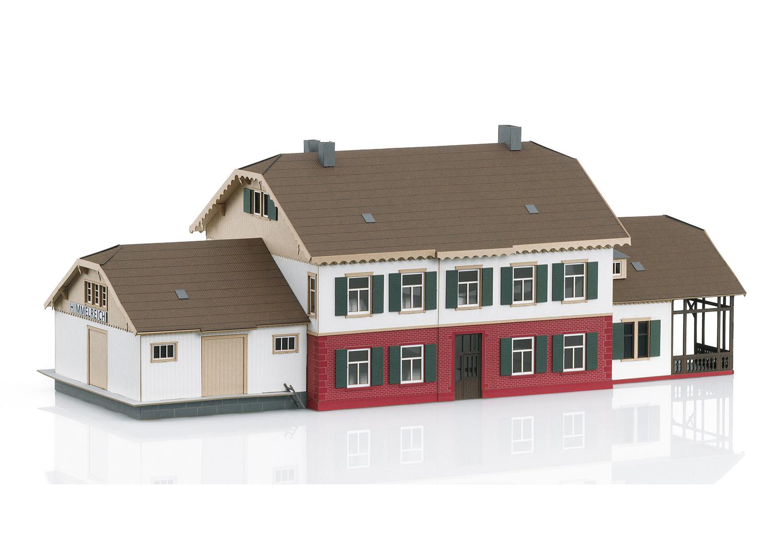 Märklin 72793 Bausatz Bahnhof Himmelreich H0  NEU//OVP