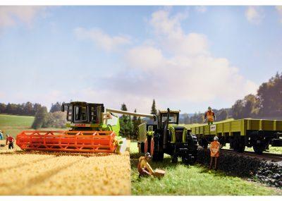 "Märklin 78652 <br/>Märklin Start up - Themen-Ergänzungspackung ""Landwirtschaftszug"""