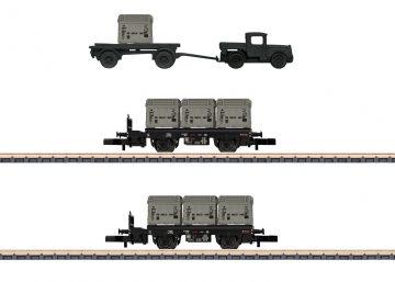 """Märklin 82329 <br/>Güterwagen-Set """"Von Haus zu Haus"""" 1"""