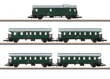 """Märklin 87507 <br/>Personenwagen-Set """"Höllentalbahn"""" 1"""