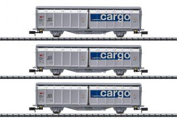 TRIX 15282 <br/>Güterwagen-Set SBB Cargo 1