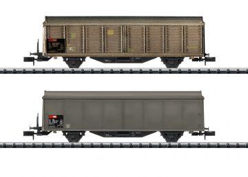 TRIX 15307 <br/>Schiebewandwagen-Set SBB 1
