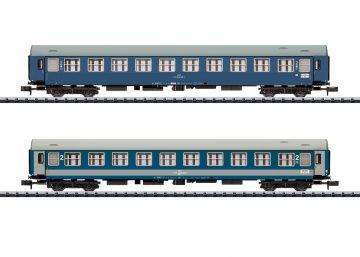TRIX 15371 <br/>Schnellzugwagen-Set Orient-Ex 1
