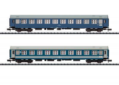 TRIX 15371 <br/>Schnellzugwagen-Set Orient-Ex