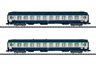 TRIX 15373 <br/>Schnellzugwagen-Set Orient-Ex