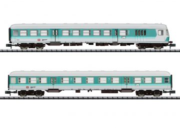 TRIX 15467 <br/>Personenwagen-Set Regionalbah 1