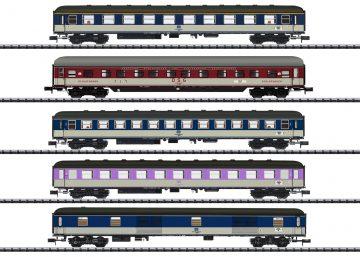 TRIX 15473 <br/>Schnellzugwagen-Set DB 1