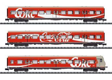 TRIX 15708 <br/>Wagenset S-Bahn DB 1
