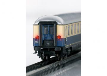 TRIX 15870 <br/>Schnellzugwagen-Set Rheingold 2