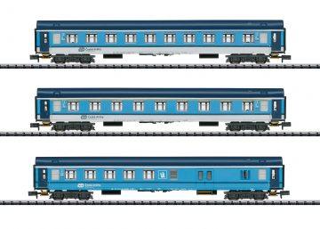 TRIX 15935 <br/>Personenwagen-Set Schnellzug 1