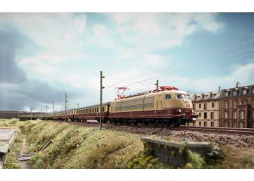 TRIX 16304 <br/>E-Lok 103 128-5 DB 3
