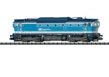 TRIX 16738 <br/>Diesellok 754 064-4 CD 1