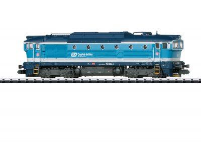 TRIX 16738 <br/>Diesellok 754 064-4 CD