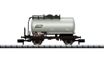 TRIX 18084 <br/>Hobby-Kesselwagen CAIB SNCB 1