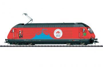 TRIX 22413 <br/>E-Lok Re 460 100 Jahre Knie S 1