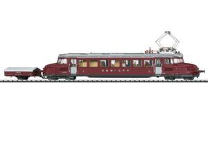 TRIX 22867 <br/>Triebwagen Roter Pfeil m.Häng