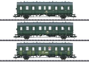TRIX 23323 <br/>Personenwagen-Set DR