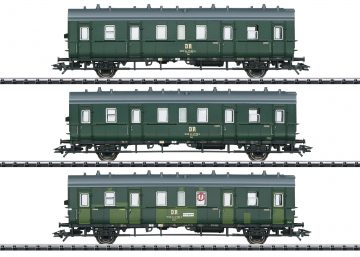 TRIX 23323 <br/>Personenwagen-Set DR 1