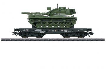 TRIX 24214 <br/>Schwerlastwagen Rlmmp m