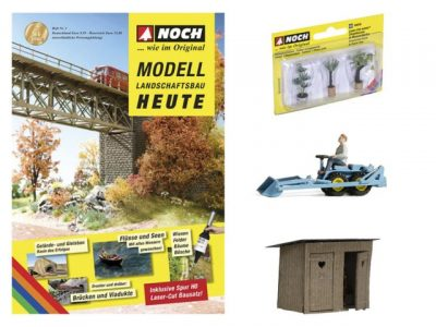 """NOCH 71918 <br/>Guide du modélisme """" Saint Sébastien """""""