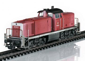 Märklin 39902 <br/>Diesellokomotive Baureihe 290 1
