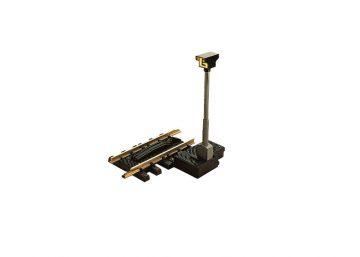 LGB 10560 <br/>Entkupplungs-Gleis mit elektromagnetischem Antrieb, 150 mm 1