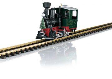LGB 20215 <br/>Dampf-Lokomotive Weihnachten 1