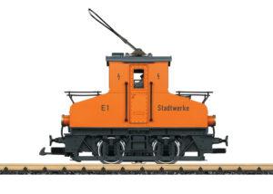 LGB 20301 <br/>Elektro-Lokomotive