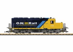 LGB 25556 <br/>Diesel-Lokomotive ONT