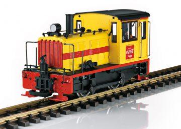 LGB 27631 <br/>Coca Cola Diesellok 1