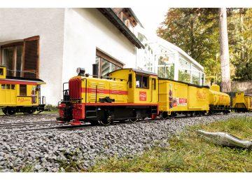 LGB 27631 <br/>Coca Cola Diesellok 3