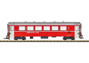 LGB 30511 <br/>Schnellzugwagen, EW IV B RhB 1