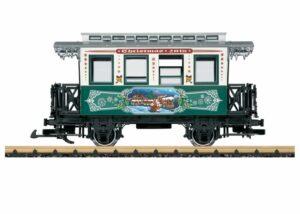LGB 36018 <br/>Weihnachtswagen 2018