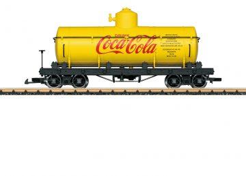 LGB 40810 <br/>Coca Cola Kesselwagen 2