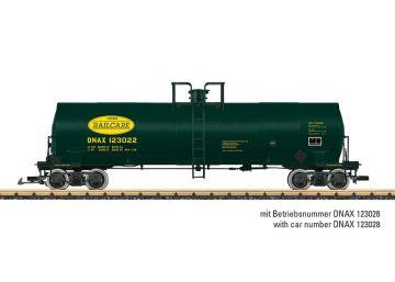 LGB 40872 <br/>Tank Car Railcare 1
