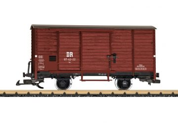 LGB 42270 <br/>Güterwagen, gedeckt, RüBB 1
