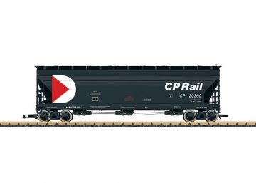 LGB 43821 <br/>Hopper Car CP Rail 1
