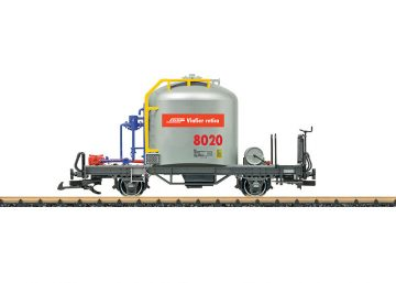 LGB 45255 <br/>Zementsilowagen RhB 1