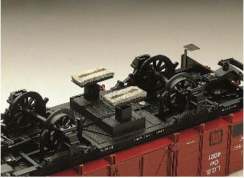 LGB 50050 <br/>LGB-Schienenreinigungsgerät
