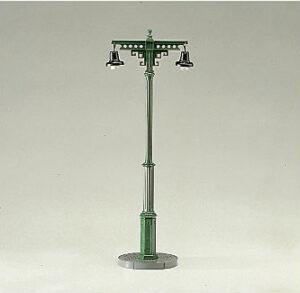 LGB 50560 <br/>Bahnhofslampe, 2-armig