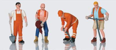 LGB 51404 <br/>Arbeiter-Figuren