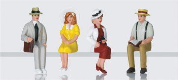 LGB 51406 <br/>Amerikanische Figuren, sitzend 1