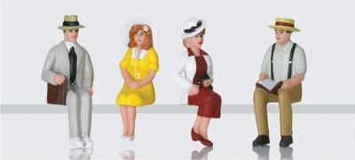 LGB 51406 <br/>Amerikanische Figuren, sitzend