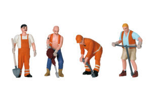 LGB 53003 <br/>Figurenset Arbeiter