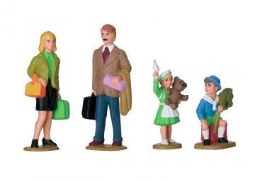 LGB 53004 <br/>Figurenset Familie 1