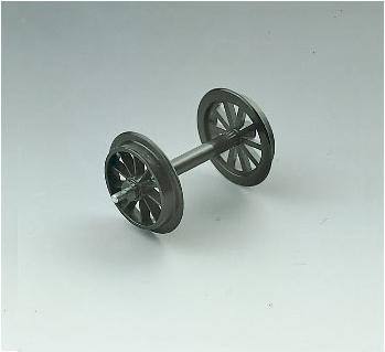 LGB 67301 <br/>Speichenradsatz, Kunststoff, 2 Stück